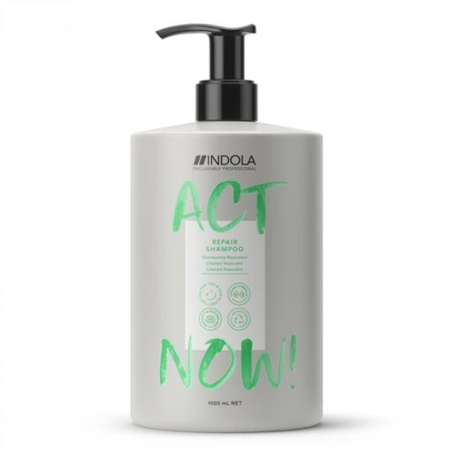 Il006 indola act now repair shampoo 1000ml 700x700
