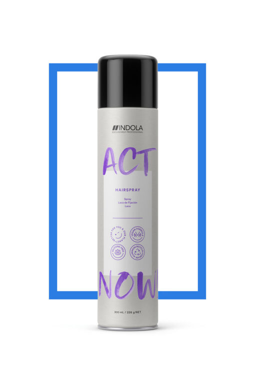 Actnow hairspray