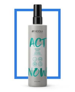 Actnow settingspray