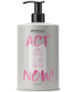 Indola act now color shampoo 1000ml