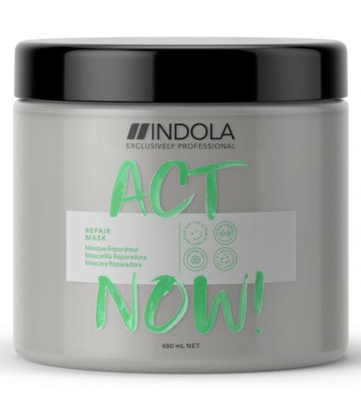 Indola act now repair mask 650ml